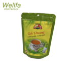 Foil Tea Bag Tea Seal Bag Aluminum Foil Custom Heat Seal Tea Bag Packaging