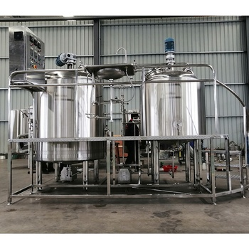 How to brew? Turnkey beer brewing system, beer making equipment for sale