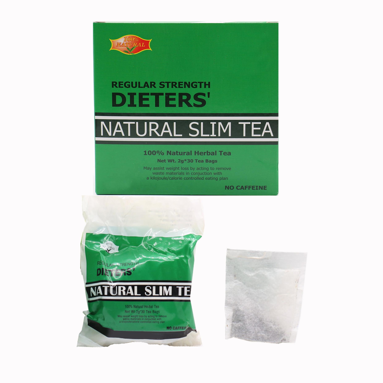 GMP Factory Hot Sell Weight Loss Slimming Tea - 4uTea | 4uTea.com