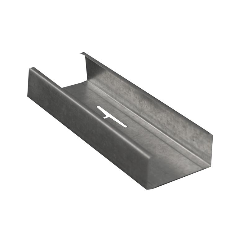 Металлический Стальной профиль для гипсокартона, секционный канал для гипсокартона