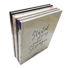 8.5 x 11 sewn hardcover print my university high school annual yearly year book