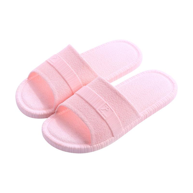 Anti Slip Bathroom Women's Slippers Women PVC Slippers