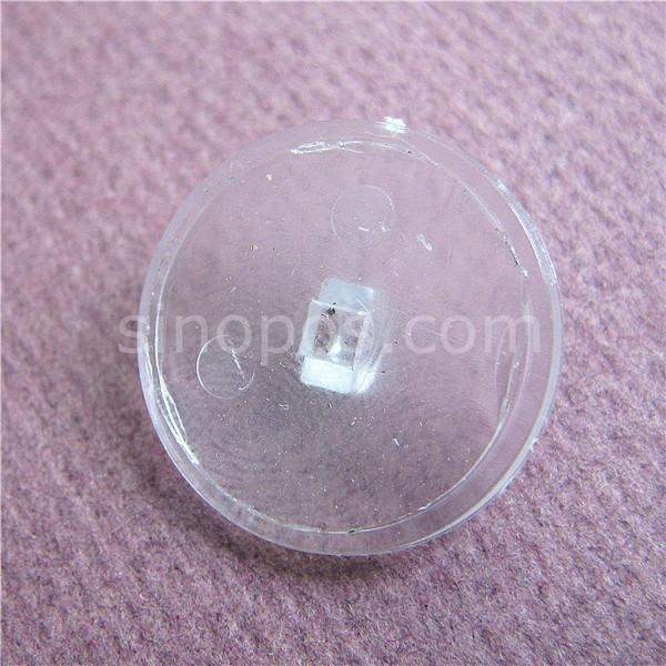 Невидимые клейкие Висячие пуговицы, 20 мм, пластиковые крючки для крепления на потолок, стены, глаз, для дивана, мебели, самоклеящиеся прозрачные проушины, упаковка 100