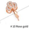 #10 Rose Gold