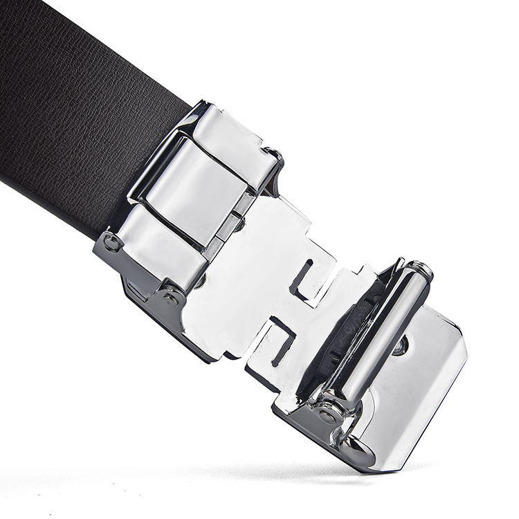 Hot Sale Wholesale Belts Leather Custom Logo Men Automatic Belt Buckle