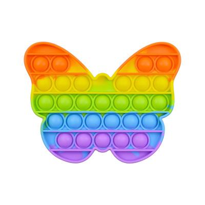 2021 Push Bubble Pops Fidget Sensory Toy for Autisim Special Needs Antistress Game Stress Relief Squishy Pops It case Fidget Toy