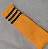 Orange + black bars