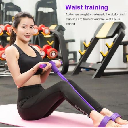 Тренировочные Эспандеры для фитнеса в помещении, оборудование для упражнений, эластичные Эспандеры, тянущиеся веревки, тренировочные ленты, спортивное оборудование для тренировок