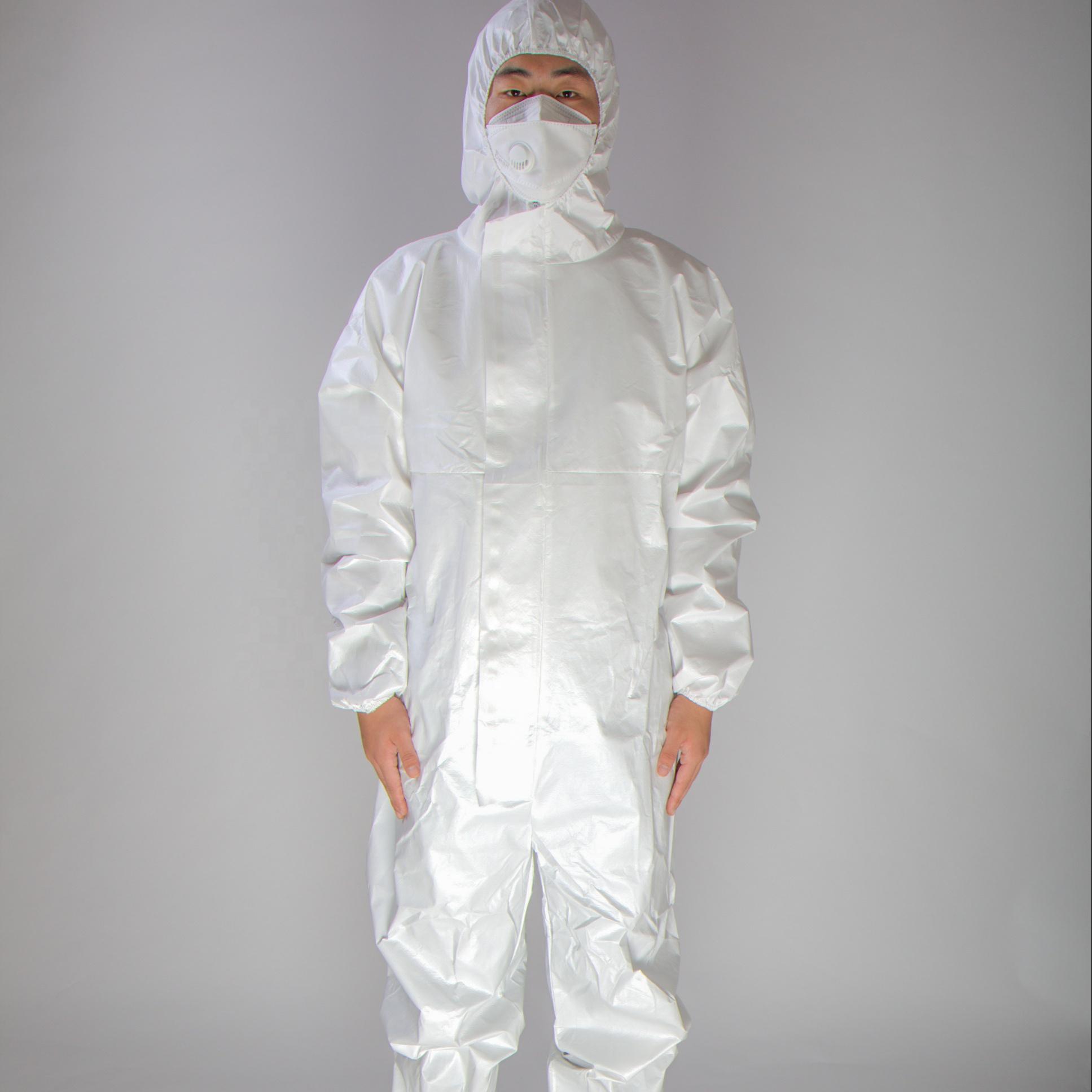 chemical protection hazmat suit coverall high quality suit bio hazard suits - KingCare | KingCare.net