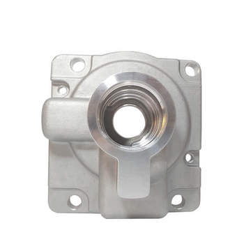 Densen customized aluminum casting parts used for train braking system