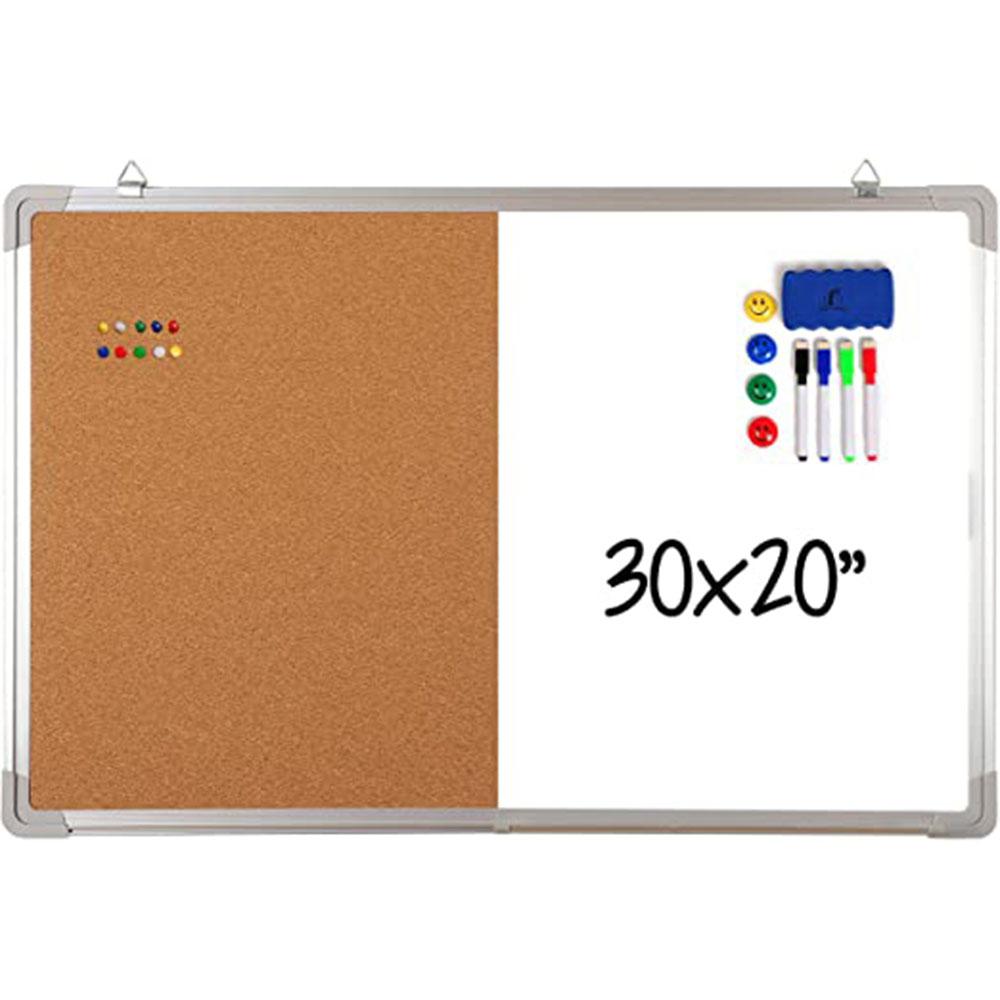 Custom Combination magnetic Whiteboard Bulletin Board Set for Home Office Cubicle Desk - Yola WhiteBoard   szyola.net