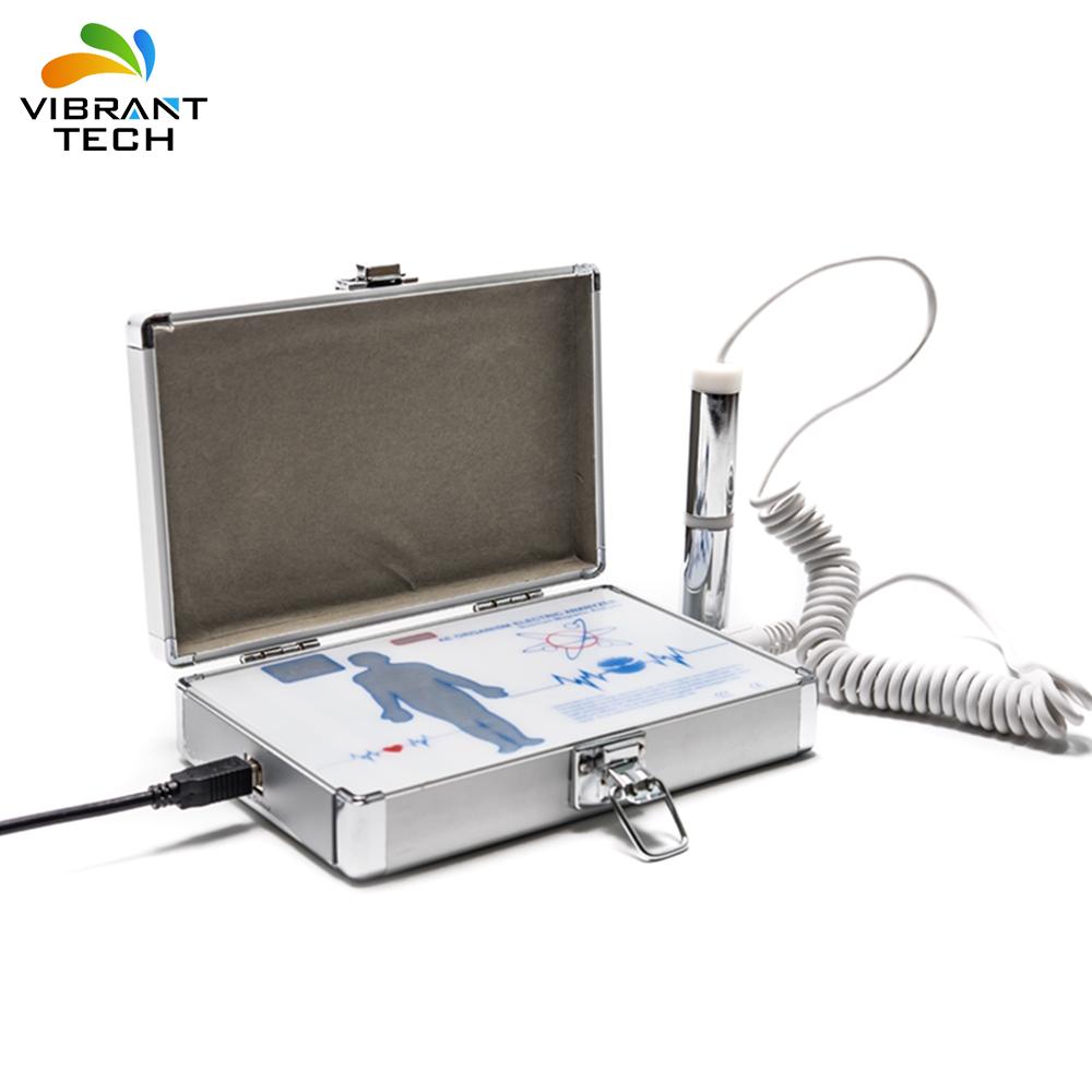 Портативный квантовый анализатор тела, детектор здоровья и энергии