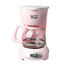 КАПЕЛЬНАЯ кофемашина, автоматическая кофемашина для 4-6 человек, бытовая американская кофемашина 220 В 600 мл(Китай)