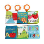 Educational Educational Books New Arrivals Baby First 5 Years Early Educational Toys Story Washable Cloth Book