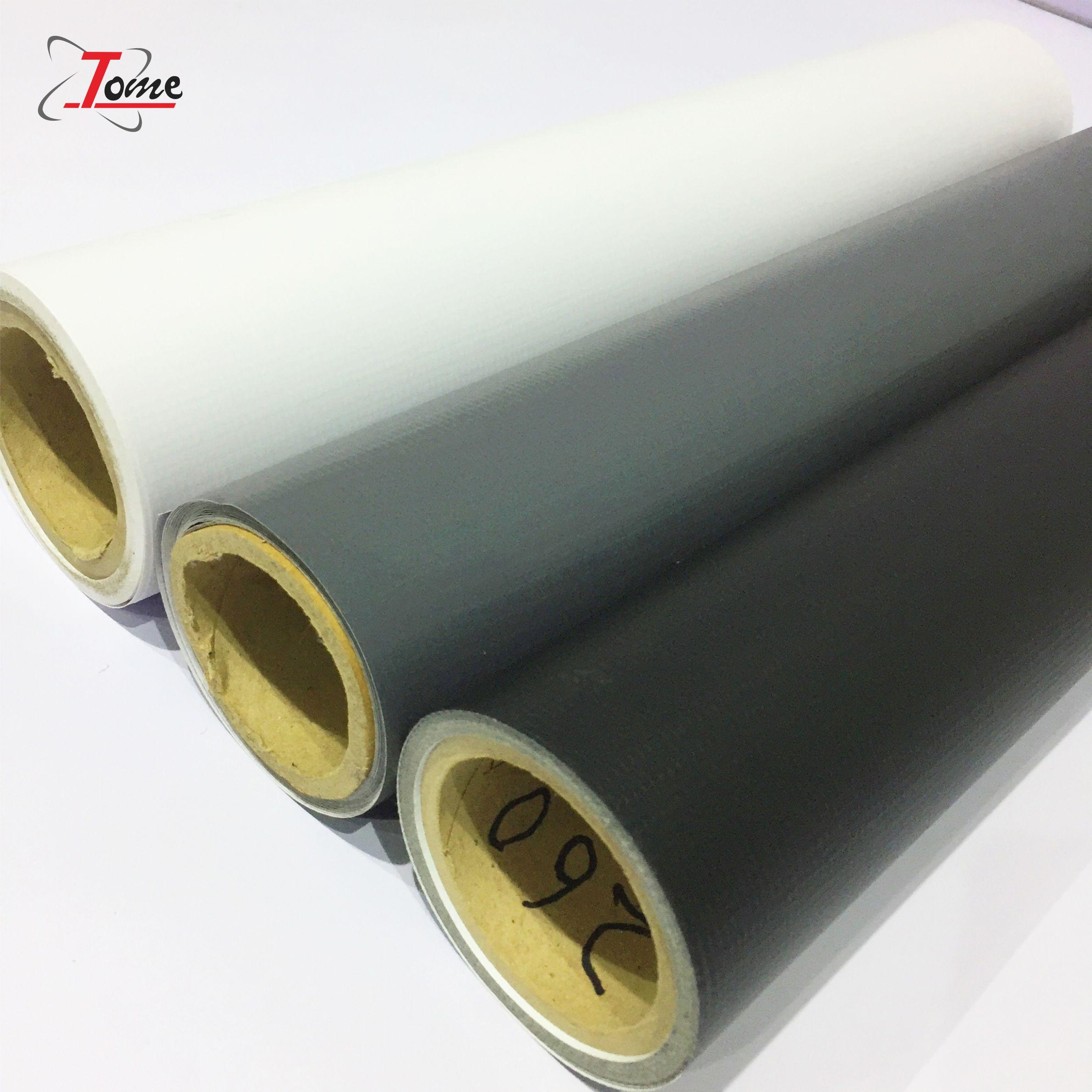 Наружный печатный материал ПВХ рекламный материал lona frontlit гибкий баннер