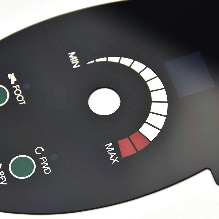 Акриловая сенсорная панель управления для стиральной машины, Индивидуальный размер