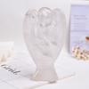 Clear Quartz Carving Angel
