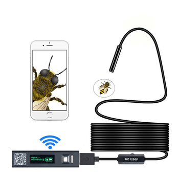 endoscopic camera wireless Borescope industrial endoscope for iphone