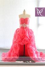 Летний стиль vestidos de festa Бесплатная доставка 2020 Индивидуальный размер/цвет бисером действительно фотографии вечерние платья для выпускного ...(Китай)