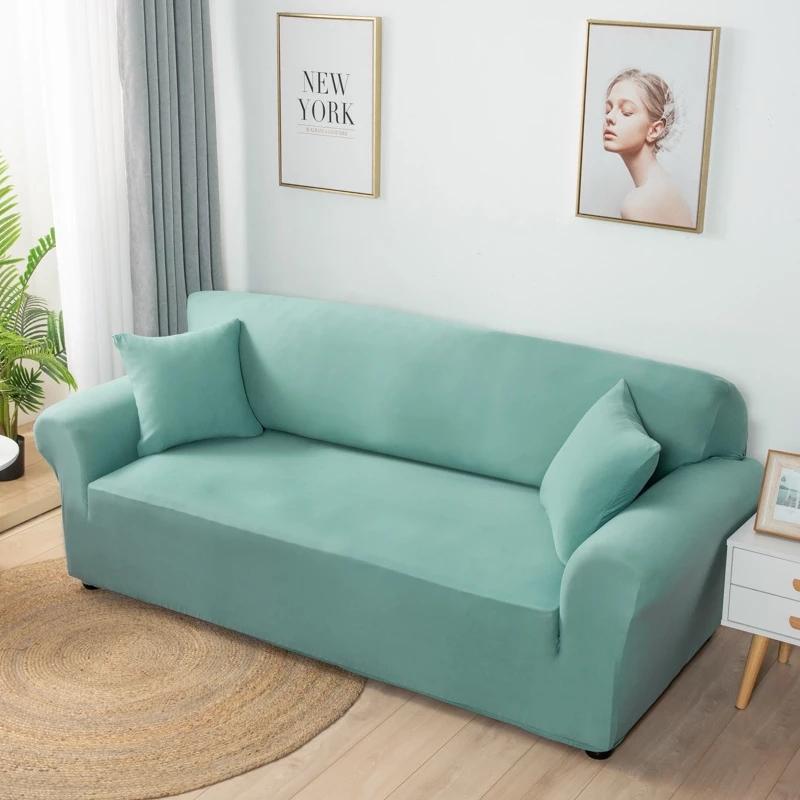 Домашний декор, чехол на диван, красные чехлы на сиденья, оптовая продажа, эластичный чехол на диван
