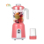 New home use 2 in 1 Multi-functional fruit Smoothie Portable  Blender