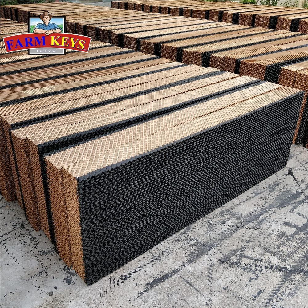 7090/7060/5090/ type cellulose evaporative cooling pad for poultry house greenhouse