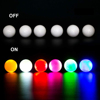 LED piscando bola