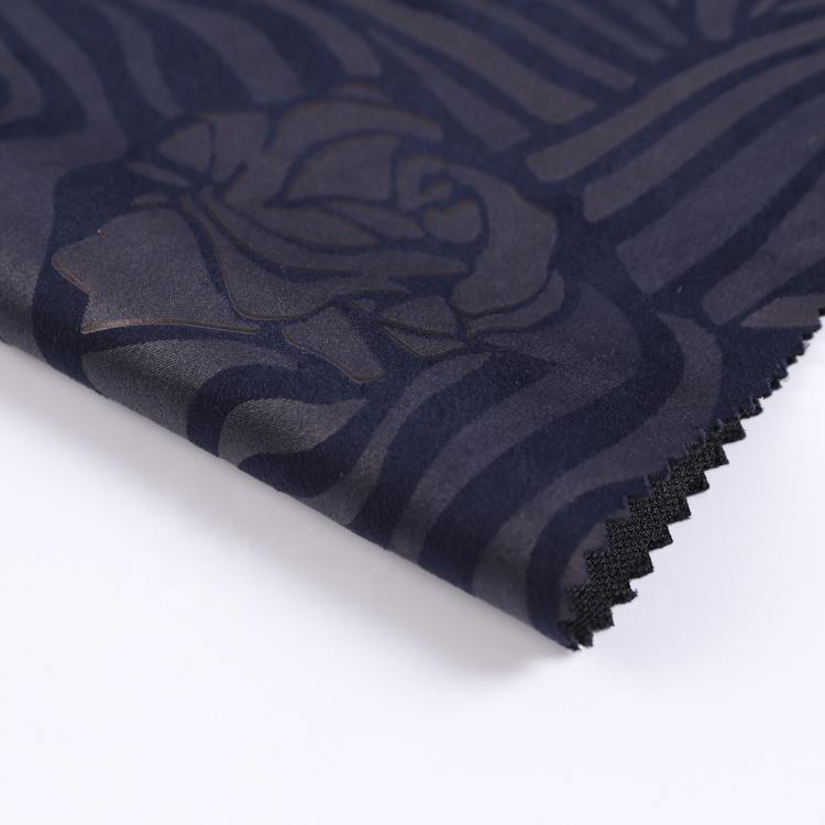 100% полиэфирная фольга, связанная замша, мексиканское уникальное печатное обслуживание ткани