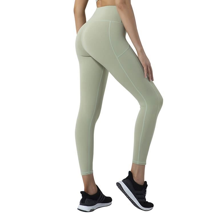 New style good style ladies gym sports leggings running push-up fitness yoga pants