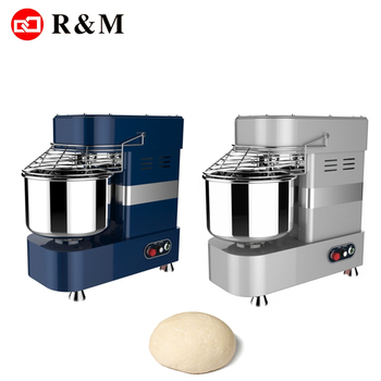 CE buy kitchen homemade 5L domestic small home biscuit spiral pizza bread machine dough mixer noodle dough mixer kneader machine