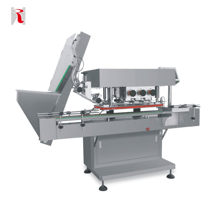 Automatic Monoblock Premium Cosmetics And Capping Machine For Bottle Capping