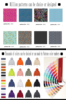 customize colors or patterns
