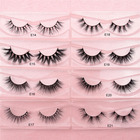 Eyelash Eyelashes Supplier Eyelashes Eyelashes Wholesale Mink Eyelash 3d Eyelashes Natural Long Mink Eyelash Vendors With Your Own Label