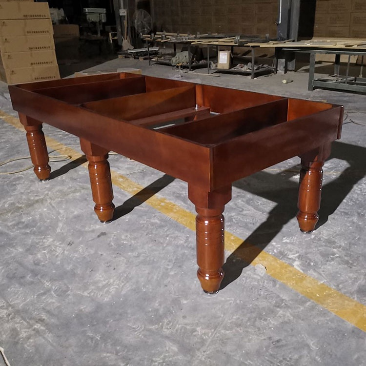 wood billiard tables for leisure and entertainment