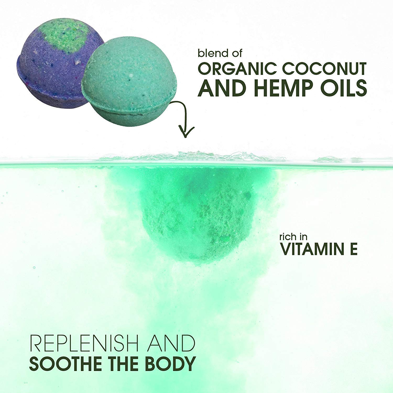 OEM частная марка, богатый пузырь, расслабляющая ручная ванная бомба, натуральный органический пузырь, красочный экстракт конопли, масло, Пузырьковые Бомбочки для ванны