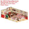 1690-55 Big coffee house