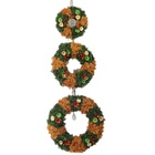 Artificial Hot Selling Special Artificial Making Wreath Decorations Wholesale