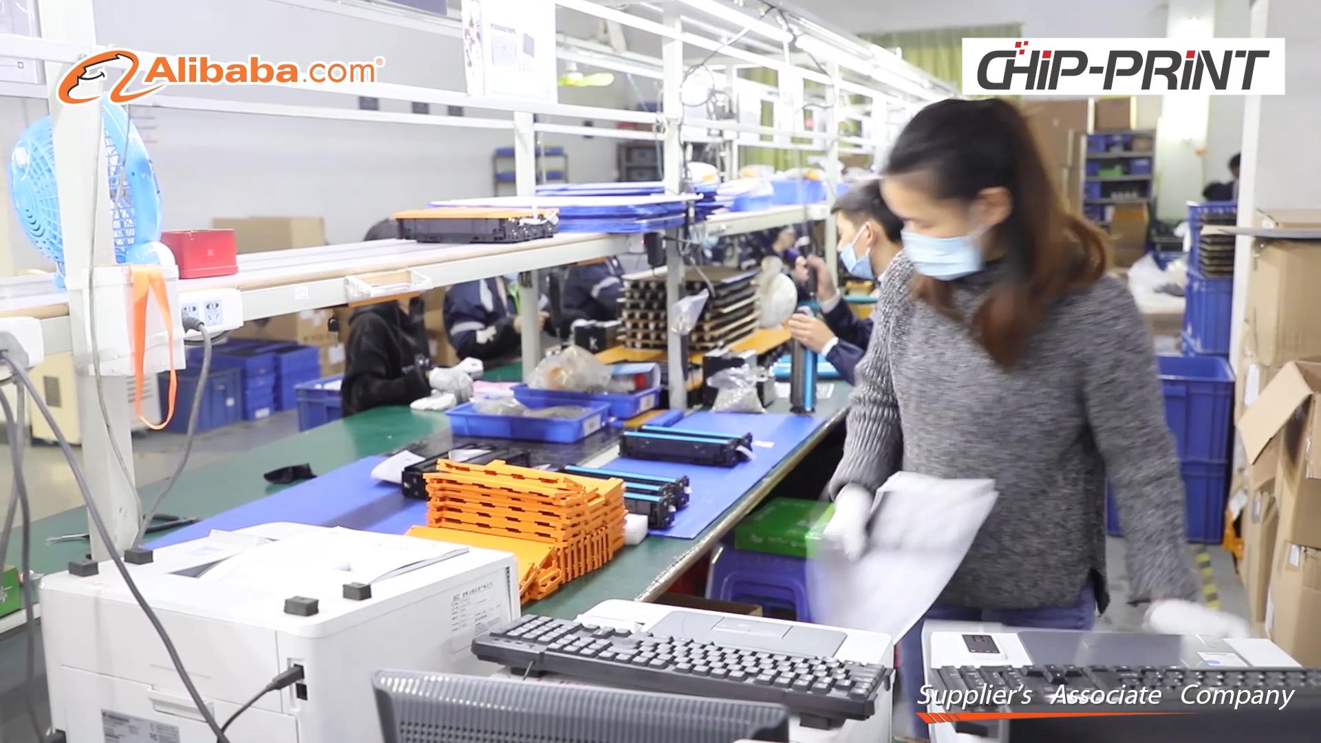 칩 인쇄 최고 품질 호환 토너 카트리지 Q2612A HPs 레이저 프린터 1010/1012/1015/1018/1020/1022/3015/3020/3030