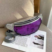 Новая Женская поясная сумка для девушек, поясная сумка для женщин, поясная сумка, винтажная поясная сумка, модная сумка для телефона, кожана...(Китай)