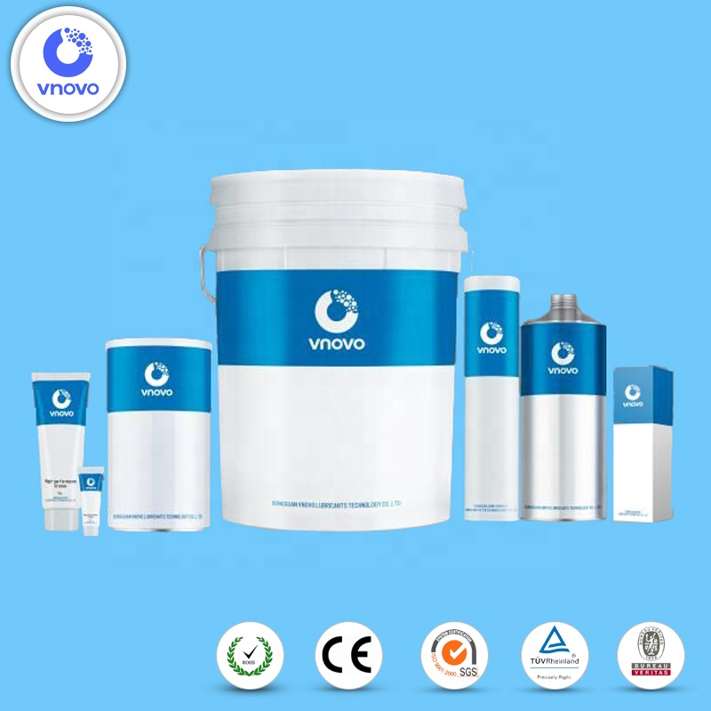 VNOVO PTFE Lubricant Grease with perfluoropolyether oil Fluorine Heavy Duty Grease