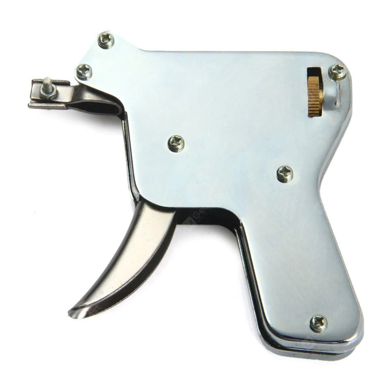 Оригинальный ручной замок Klom, пистолет, слесарный инструмент, набор отмычек для дверного замка, Открыватель для дверного замка, инструмент для отмычки, замок с ключом Klom подлинный ручной замок, пистолет, слесарный инструмент, дверной замок, набор, дв
