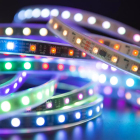 Rgb Rgb Strip 5V Ws2812b Dream Color Smart Outdoor Lighting Pixel Controlled Individually RGB Digital Addressable WS2812B LED Strip