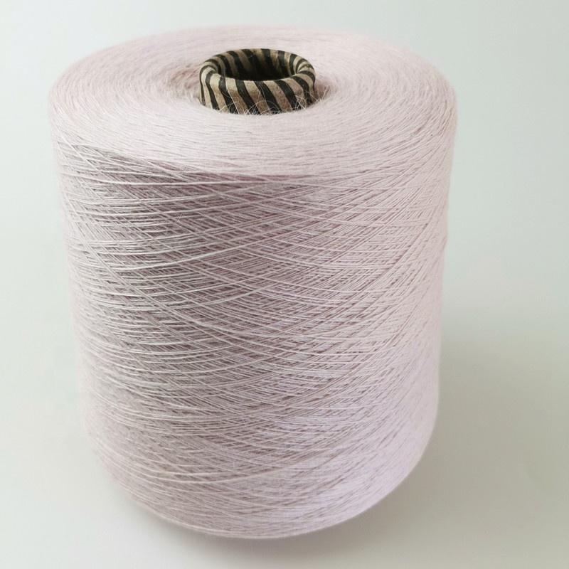 Angora blend nylon weaving yarn