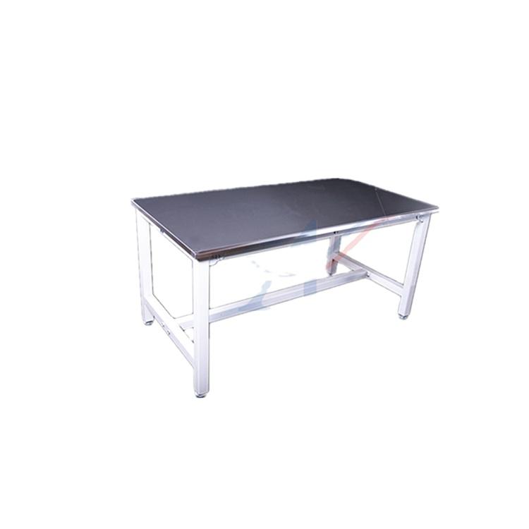 300kg capacity foldable metal work bench
