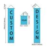 custom door banner