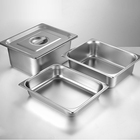 Tray Food Buffet Tray Hotel Restaurant Chafing Dish Gn Tray Gastronorm Food Container Pans For Buffet