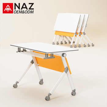 High quality Office Desk folding training conference table of meeting desk