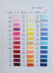 75D /72F/2 High Stretch Textured Polyester DTY Imitation Nylon Yarn for knitting fabric