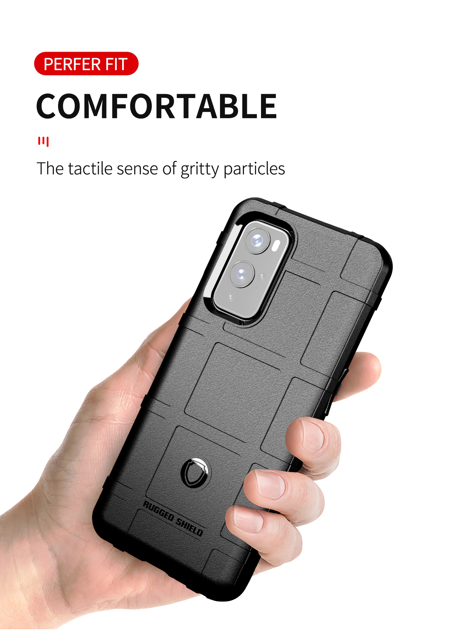 shockproof tpu mobile phone case for oneplus 9 back cover