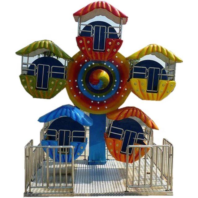 Popular small ferris wheel amusement park kids indoor ferris wheel for sale